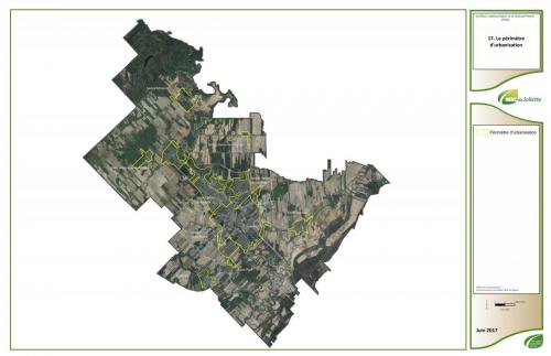 17 plan périmètre urbanisation