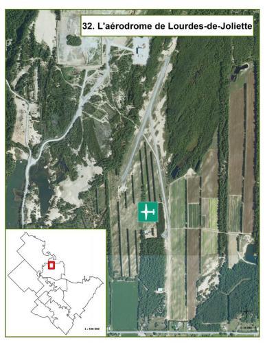 32 plan aérodrome NDL